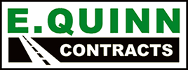 E Quinn Contracts Tyrone Northern Ireland road planing contractors services